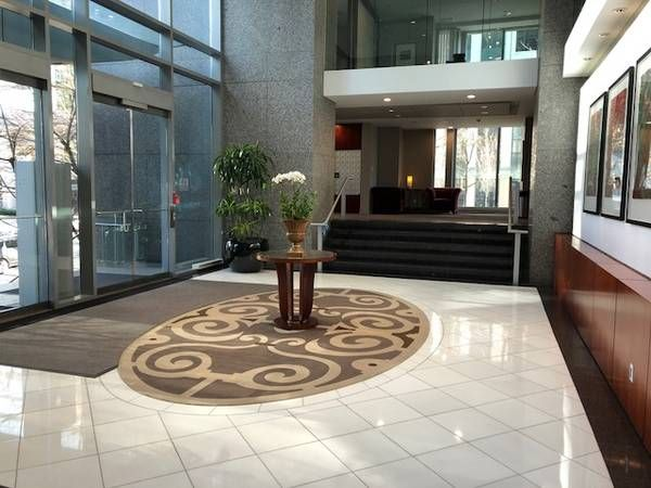 Photo 1: Photos: 1007-1200 W. Georgia St in Vancouver: Coal Harbour Condo for rent (Downtown Vancouver)