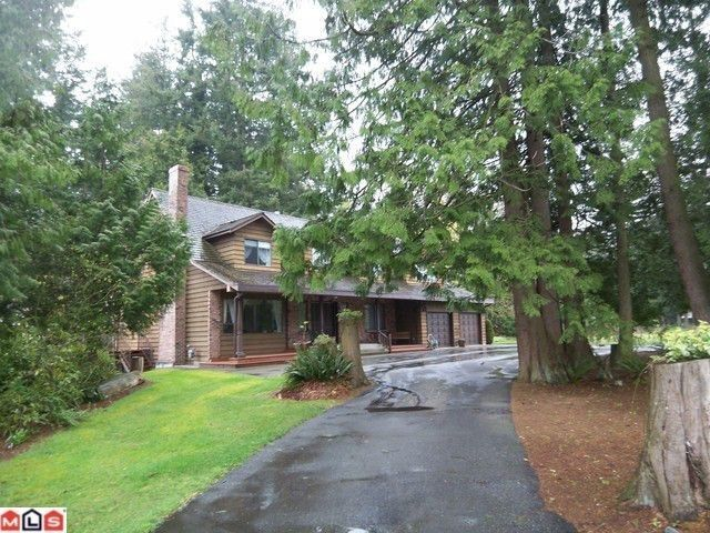 Main Photo: 21113 16 Avenue in Langley: Campbell Valley House for sale : MLS®# F1009868