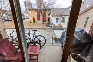 Photo 19: 203 10230 120 Street in Edmonton: Zone 12 Condo for sale : MLS®# E4236479