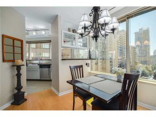"""Photo 4: 704 1177 HORNBY Street in Vancouver: Downtown VW Condo for sale in """"London Place"""" (Vancouver West)  : MLS®# V1069456"""