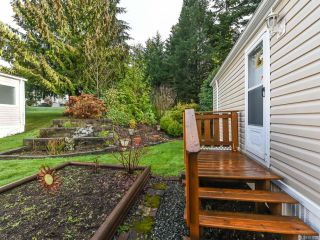 Photo 2: 37 4714 Muir Rd in COURTENAY: CV Courtenay East Manufactured Home for sale (Comox Valley)  : MLS®# 803028
