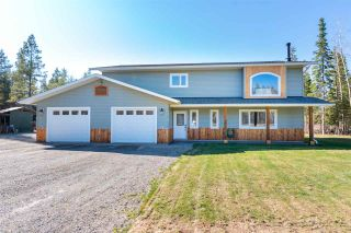 """Photo 1: 13695 HOMESTEAD Road in Prince George: Hobby Ranches House for sale in """"HOBBY RANCHES"""" (PG Rural North (Zone 76))  : MLS®# R2455961"""