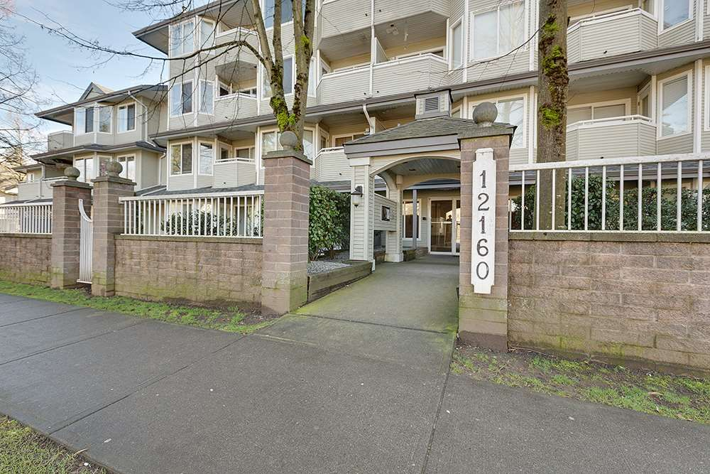 "Main Photo: 101 12160 80 Avenue in Surrey: West Newton Condo for sale in ""La Costa Green"" : MLS®# R2033109"