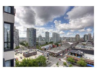 """Photo 8: # 1410 977 MAINLAND ST in Vancouver: Downtown VW Condo for sale in """"YALETOWN PARK 3"""" (Vancouver West)  : MLS®# V836705"""