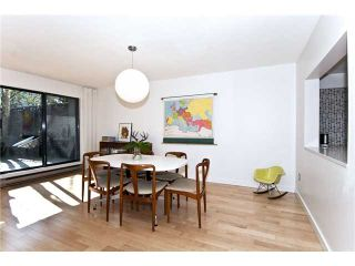 """Photo 13: 105 1299 W 7TH Avenue in Vancouver: Fairview VW Condo for sale in """"MARBELLA"""" (Vancouver West)  : MLS®# V935816"""