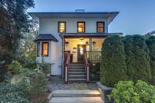 Photo 1: 1909 PARKER Street in Vancouver: Grandview VE House for sale (Vancouver East)  : MLS®# R2207383