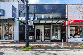 Main Photo: 2655-2665 GRANVILLE Street in Vancouver: Fairview VW Retail for lease (Vancouver West)  : MLS®# C8040869