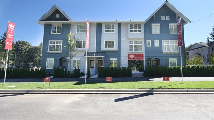 Main Photo: 113 5858 142 ST in Surrey: Sullivan Station Townhouse for sale : MLS®# N/A