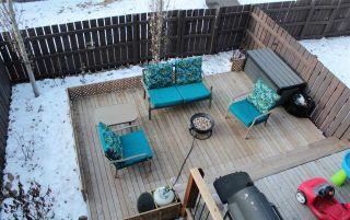Photo 35: 12 LORELEI Close in Edmonton: Zone 27 Townhouse for sale : MLS®# E4224877