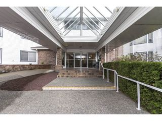 """Photo 2: 202 2425 CHURCH Street in Abbotsford: Abbotsford West Condo for sale in """"PARKVIEW PLACE"""" : MLS®# R2171357"""