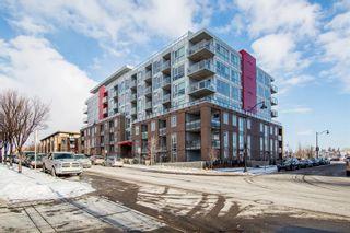 Photo 1: 503 88 9 Street NE in Calgary: Bridgeland/Riverside Apartment for sale : MLS®# A1064731
