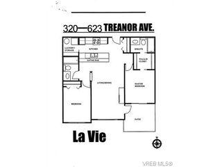 Photo 7: 320 623 Treanor Ave in VICTORIA: La Thetis Heights Condo for sale (Langford)  : MLS®# 752880