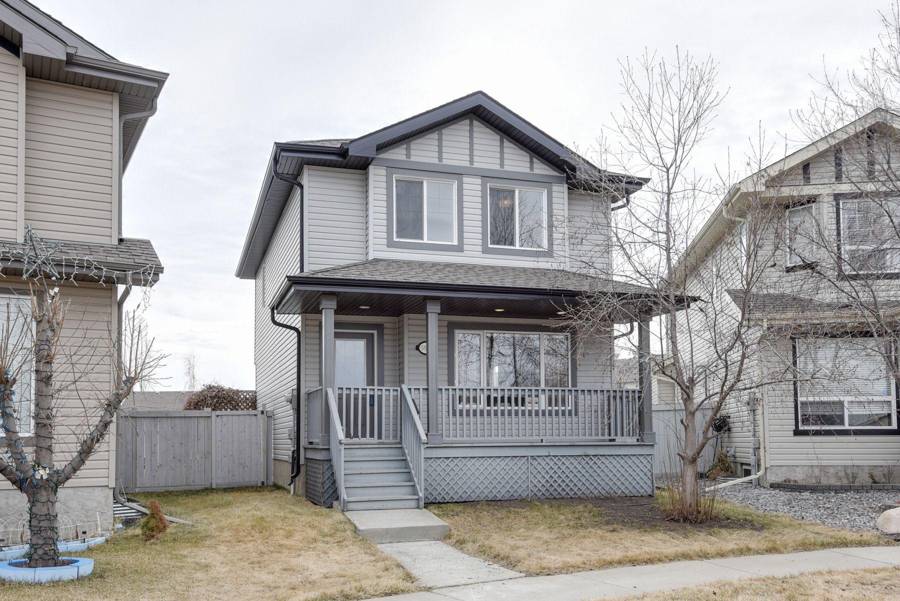 Main Photo: 5308 - 203 Street in Edmonton: Hamptons House for sale : MLS®# E4153119