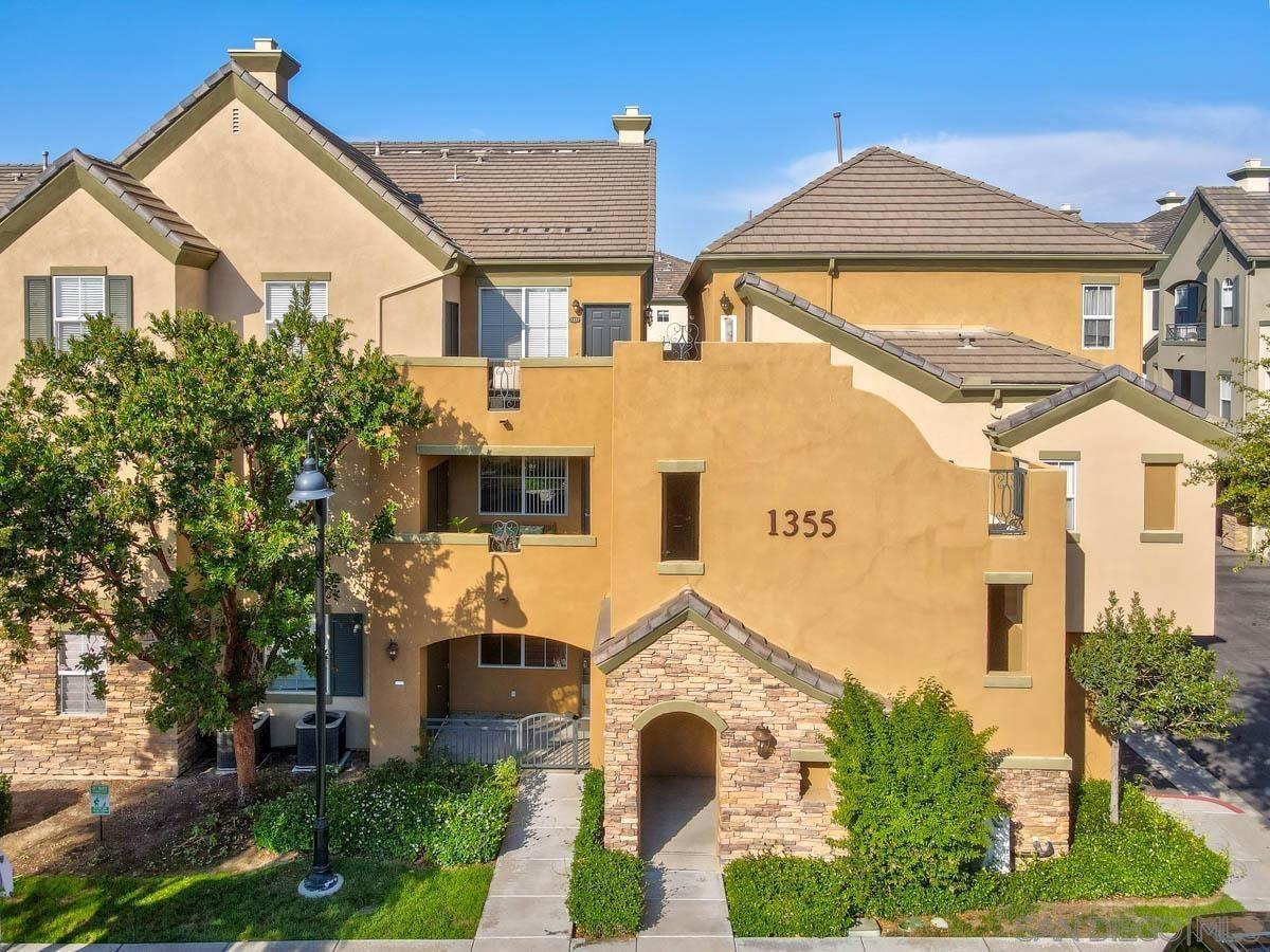 Main Photo: CHULA VISTA Condo for sale : 3 bedrooms : 1355 Nicolette Ave #1321