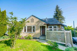 Photo 1: 1516 NANAIMO Street in New Westminster: West End NW House for sale : MLS®# R2366482
