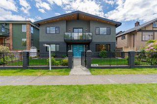 """Photo 1: 3856 PANDORA Street in Burnaby: Vancouver Heights House for sale in """"THE HEIGHTS"""" (Burnaby North)  : MLS®# R2582665"""