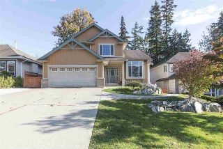 "Photo 1: 8006 MELBURN Drive in Mission: Mission BC House for sale in ""College Heights"" : MLS®# R2116041"