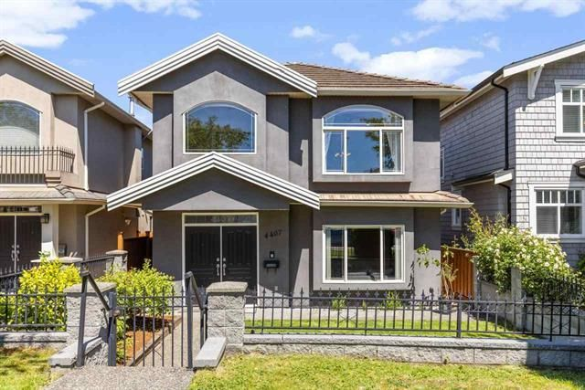 Main Photo: 4407 Oxford Street in Burnaby: Vancouver Heights House for sale (Burnaby North)  : MLS®# R2587540