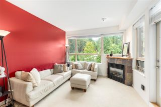 Photo 1: 408 560 RAVENWOODS Drive in North Vancouver: Roche Point Condo for sale : MLS®# R2405083
