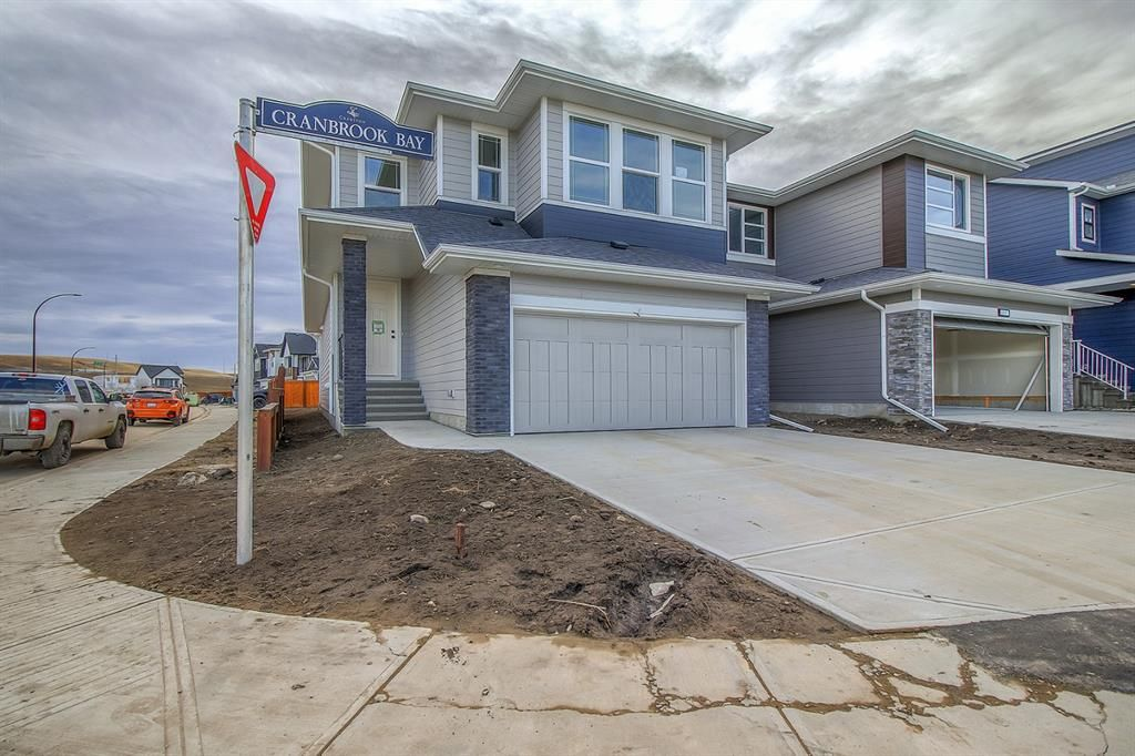 Main Photo: 12 Cranbrook Bay SE in Calgary: Cranston Detached for sale : MLS®# A1042185