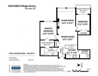 """Photo 14: 410 6833 VILLAGE GREEN in Burnaby: Highgate Condo for sale in """"Carmel by Adera"""" (Burnaby South)  : MLS®# R2104902"""