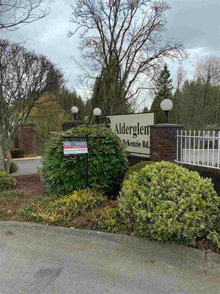 Photo 1: 902 1750 MCKENZIE Road: Townhouse for sale in Abbotsford: MLS®# R2564902