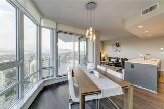 """Photo 5: 3702 2008 ROSSER Avenue in Burnaby: Brentwood Park Condo for sale in """"Stratus at Solo District"""" (Burnaby North)  : MLS®# R2426460"""