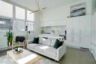 """Photo 1: 203 150 E CORDOVA Street in Vancouver: Downtown VE Condo for sale in """"IN GASTOWN"""" (Vancouver East)  : MLS®# R2572782"""