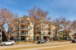 Main Photo: 307 3412 Parkdale Boulevard NW in Calgary: Parkdale Apartment for sale : MLS®# A1096113