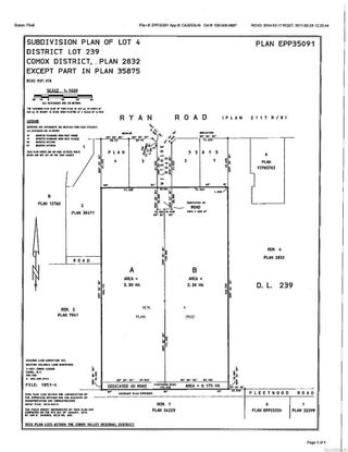 Photo 4: LOT A Wiltshire Rd in : CV Comox Peninsula Land for sale (Comox Valley)  : MLS®# 866545