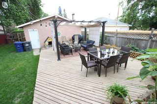 Photo 28: 1134 P Avenue South in Saskatoon: Holiday Park Residential for sale : MLS®# SK866275