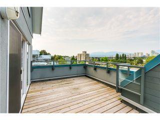 "Photo 12: 306 1345 W 4TH Avenue in Vancouver: False Creek Condo for sale in ""GRANVILLE ISLAND VILLAGE"" (Vancouver West)  : MLS®# V1079641"