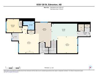 Photo 2: 8338 120 Street in Edmonton: Zone 15 House for sale : MLS®# E4241834