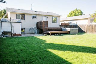 Photo 44: 117 Acadia Court in Saskatoon: West College Park Residential for sale : MLS®# SK870453