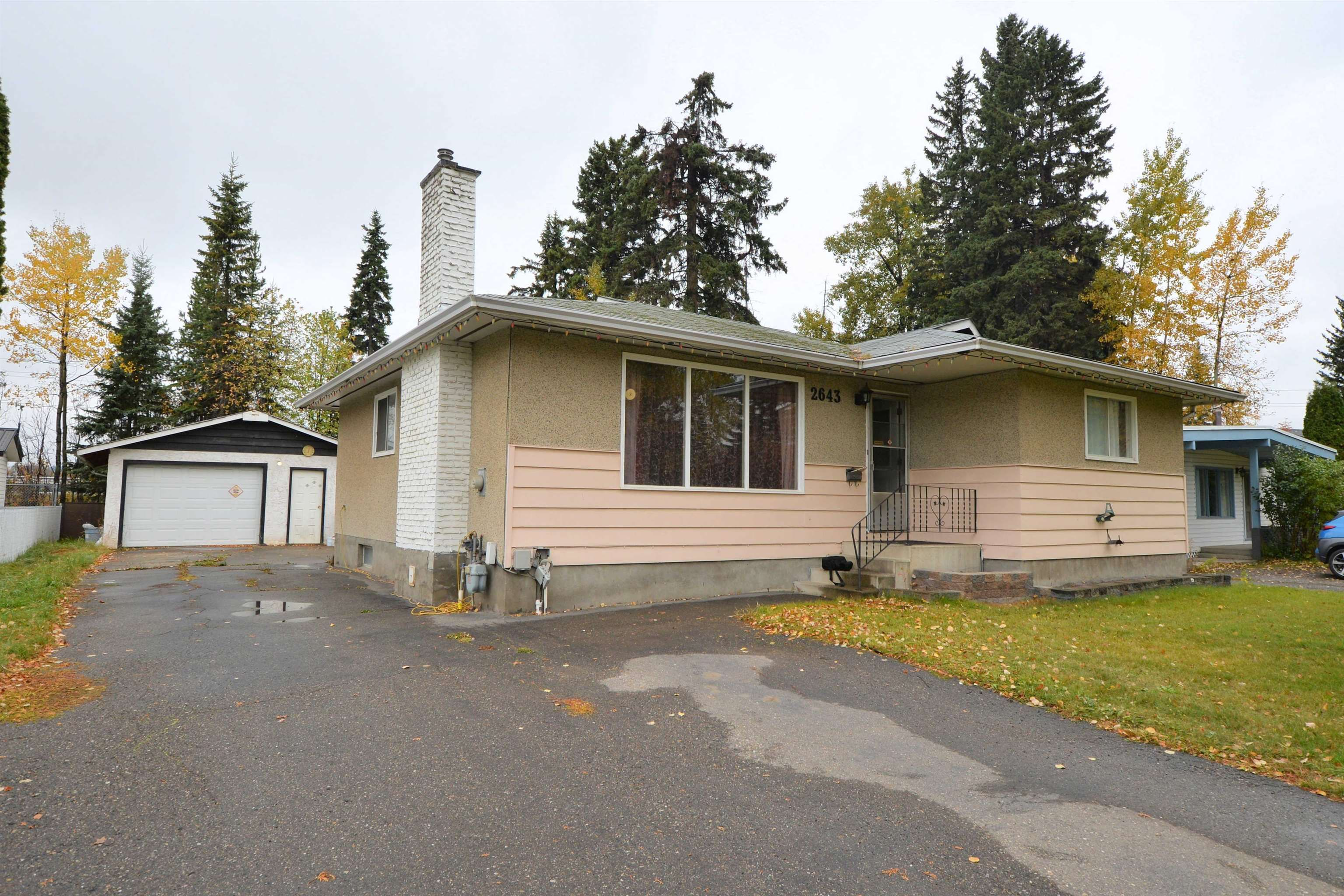 Main Photo: 2643 ABBOTT Crescent in Prince George: Assman House for sale (PG City Central (Zone 72))  : MLS®# R2623661