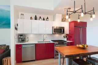 Photo 5: 405 2250 COMMERCIAL Drive in Vancouver: Grandview VE Condo for sale (Vancouver East)  : MLS®# R2115074