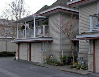 """Photo 1: 7 11502 BURNETT ST in Maple Ridge: East Central Townhouse for sale in """"TELOSKY VILLAGE"""" : MLS®# V530484"""