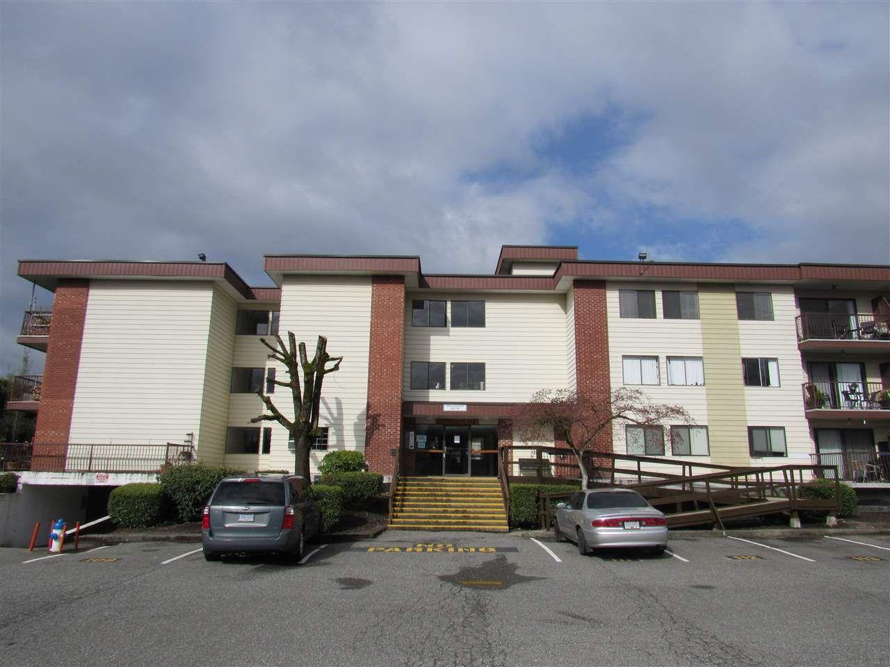 Main Photo: 310 1909 SALTON ROAD in : Central Abbotsford Condo for sale : MLS®# R2258131