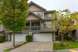 """Photo 1: 16 6050 166 Street in Surrey: Cloverdale BC Townhouse for sale in """"Westfield"""" (Cloverdale)  : MLS®# R2506257"""
