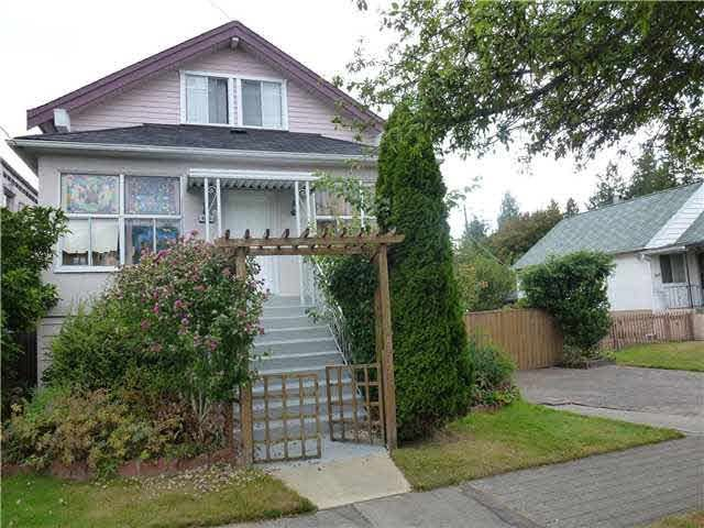 Main Photo: 4893 QUEBEC STREET in Vancouver: Main House for sale (Vancouver East)  : MLS®# R2012917