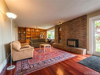 Photo 2: 599 Ridgegrove Ave in VICTORIA: SW Northridge House for sale (Saanich West)  : MLS®# 700992