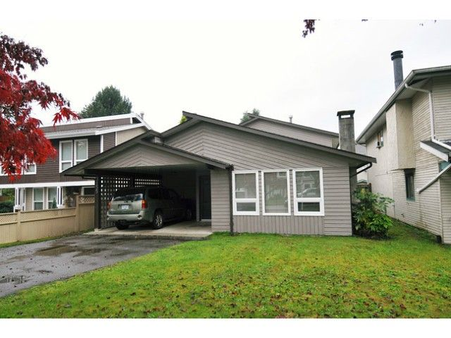 Main Photo: 3155 FREY Place in Port Coquitlam: Glenwood PQ House for sale : MLS®# V1034230