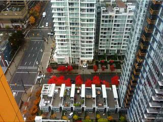 "Photo 5: 2805 111 W GEORGIA Street in Vancouver: Downtown VW Condo for sale in ""SPECTRUM 1"" (Vancouver West)  : MLS®# V1111393"