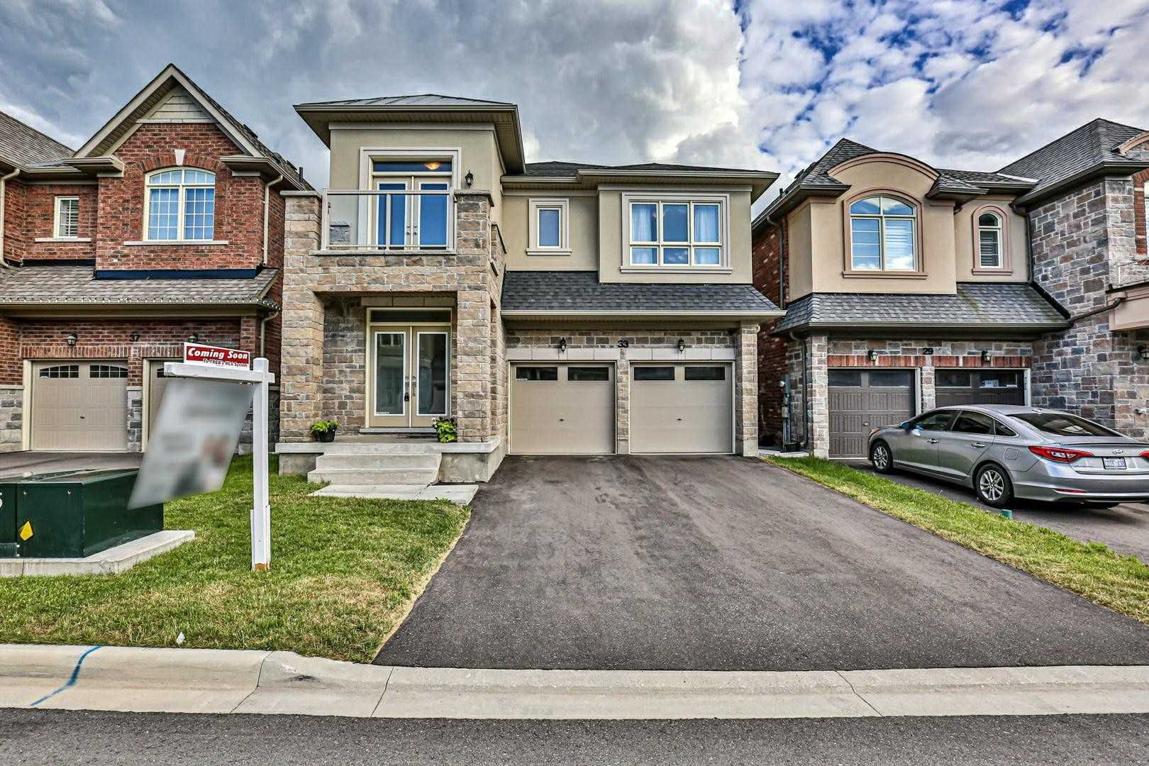 Main Photo: 33 Mondial Crescent in East Gwillimbury: Queensville House (2-Storey) for sale : MLS®# N4807441