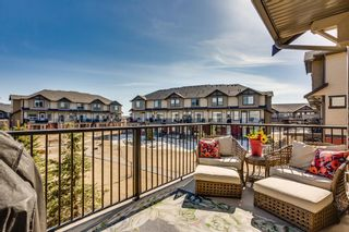 Photo 13: 301 1086 Williamstown Boulevard NW: Airdrie Row/Townhouse for sale : MLS®# A1081189