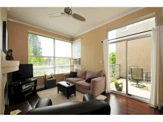 "Photo 3: # 406 3083 W 4TH AV in Vancouver: Kitsilano Condo for sale in ""DELANO"" (Vancouver West)  : MLS®# V901374"