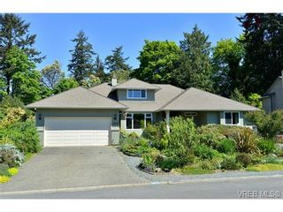 Photo 1: 4806 Sunnygrove Pl in VICTORIA: SE Sunnymead House for sale (Saanich East)  : MLS®# 728851