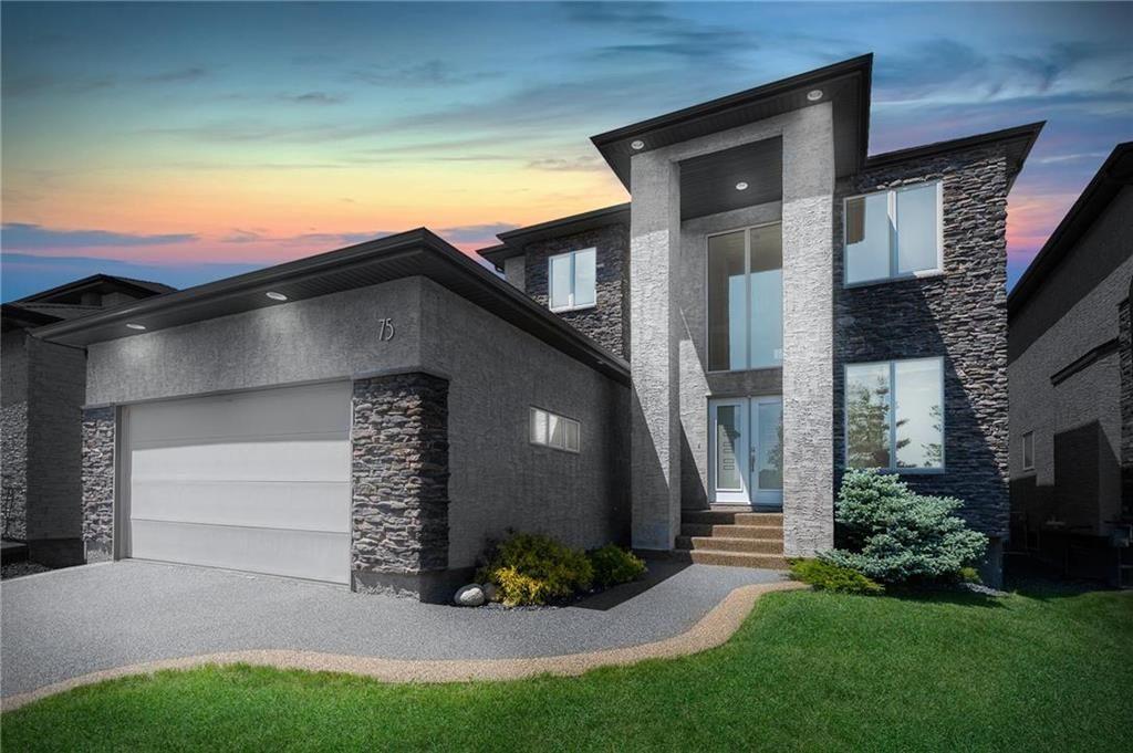 Main Photo: 75 Portside Drive in Winnipeg: Van Hull Estates Residential for sale (2C)  : MLS®# 202114105