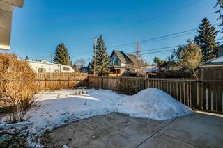 Photo 38: 100 Wedgewood Drive SW in Calgary: Wildwood Detached for sale : MLS®# A1062854
