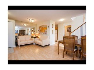 "Photo 1: 62 7128 STRIDE Avenue in Burnaby: Edmonds BE Townhouse for sale in ""RIVERSTONE"" (Burnaby East)  : MLS®# V899687"